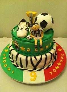 #cake #juventus #juve #torta #pastadizucchero #pdz