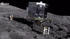 OVNI Hoje!…Seria o Cometa 67P uma sonda alienígena? - OVNI Hoje!...