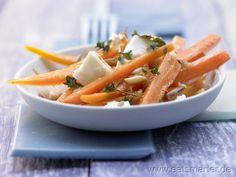 Mozzarella-Möhren-Salat