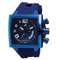 Persona Men's Watch Blue now featured on Fab.