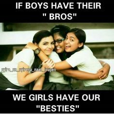 Yes i also have besties