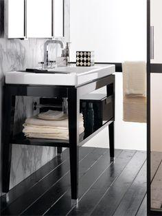 Lavabos c ramique collection carat par allia le for Specialiste salle de bain toulouse