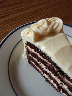 White Chocolate Mocha Cake
