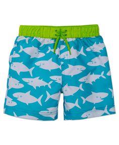 Shark Swim Shorts