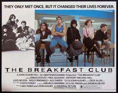 breakfast club poster | BREAKFAST CLUB, THE (The Breakfast Club) Movie Poster (1985)