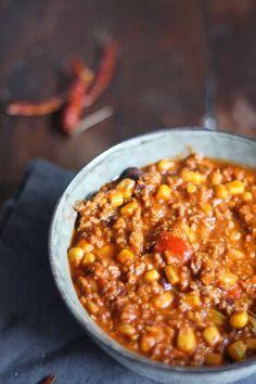 leckeres Chili con Carne Rezept