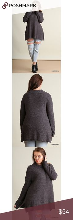 🎄HOLIDAY SALE🎄 Plus Size Soft Knit Sweater So soft and warm 😍😍😍 No trades. No lowball offers. Sweaters