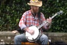 Dave Hum-Banjo