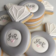 Ring cookies