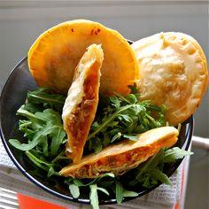 Empanadillas de atún - Tuna patties - Spanish Recipes by Núria