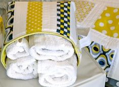 11 Mindblowing Fabric Organizers | Cheap Eats and Thrifty Crafts