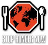 CRS & Stop Hunger Now | Helping Hands: top Hunger Now developed a fun, efficient event during which volunteers package dehydrated, high-protein and highly nutritious meals that are used in crisis situations and in meal programs for schools and orphanages in developing countries.