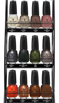 China Glaze's Hunger Games Nail Polish