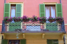 Colorful Modena - Italy