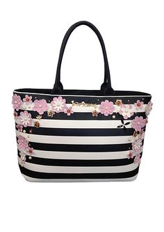 Betsey Johnson In Bloom Tote