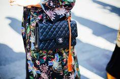 Chanel 2.55 More Style En, In Paris, Fashion, French Fashion, Fashion Style Girls Mode, Street Styles, Paris Fashion Weeks Street Style en Paris Fashion Week, octubre 2015 © Icíar J. Carrasco