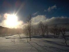Fossdalen Morgensol