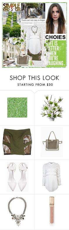 """From bantry bay up to derry quay and From galway to dublin town, No maid I've seen like the brown colleen That I met in the county down."" by aniael ❤ liked on Polyvore featuring AME, Alexander Wang, Anton Heunis and Guerlain"