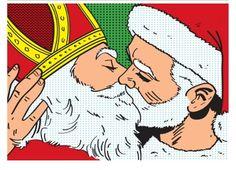 Sinterklaas & Kerstman