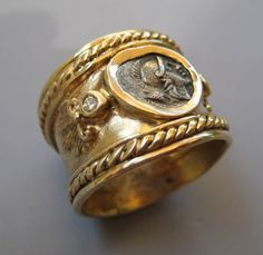 Roman gold ring 400 A.D.