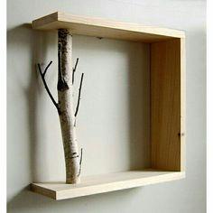 Birch shelf (just a picture)