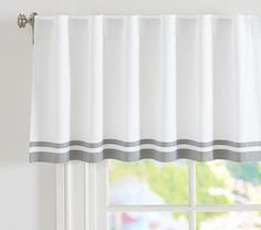 Find kids curtains at Pottery Barn Kids in fun colors and prints. Shop nursery curtains to cover up the windows so that your baby can sleep. Big Girl Rooms, Baby Boy Rooms, Pottery Barn Kids, Baby Decor, Nursery Decor, Nursery Ideas, Nursery Curtains, Crib Bedding, Yurts