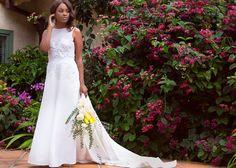 bridal bouquet by Petals