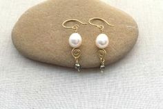 free beadwork and wire wrap earring tutorials