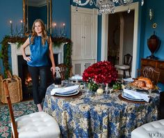 Mix and Chic: Home tour- Aerin Lauder's beautiful East Hampton home!