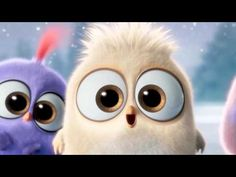 The Angry Birds: Easter Greetings from the Hatchlings - YouTube