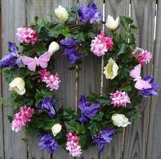 Spring / Summer Door Wreath