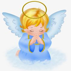 """The angel Gabriel comes to Mary. The angel tell Mary she will give birth to Jesus, who will become known as """"The Son of The Highest"""". Gabriel assures Mary that she will be visited by the Holy Spirit Animated Smiley Faces, Emoticon Faces, Angel Clipart, Angel Vector, Cute Sketches, Cute Drawings, Kiss Emoji, Angel Images, Pig Art"""