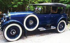 1923 Chandler Royal Dispatch Sport Touring