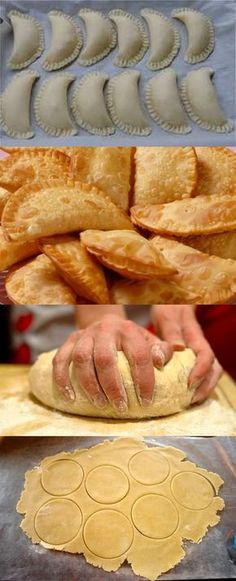 Crispy Pastry Dough- Massa De Pastel Crocante Crispy Pastry Dough # pilot and stove - Balsamic Carrots, Brazillian Food, Japanese Pastries, Arabic Food, Love Food, Food And Drink, Cooking Recipes, Yummy Food, Favorite Recipes