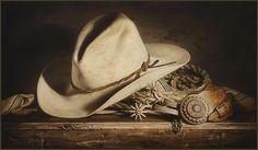 Елена Орехова Western Hats, Western Decor, Western Cowboy, Cowgirl And Horse, Cowboy Art, Cowboy Pics, Cowboy Quotes, Field Wallpaper, Horse Anatomy