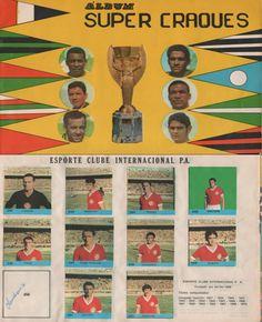 1971: Gainete, Herminio, Pontes, Walmir, Tovar, Jorge Andrade, Valdomiro, Bráulio, Claudiomiro (Falta), Dorinho e Canhoto.