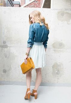 Two Shades of Chambray