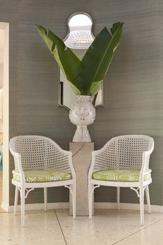 Chalk Paint To Glossy Bamboo