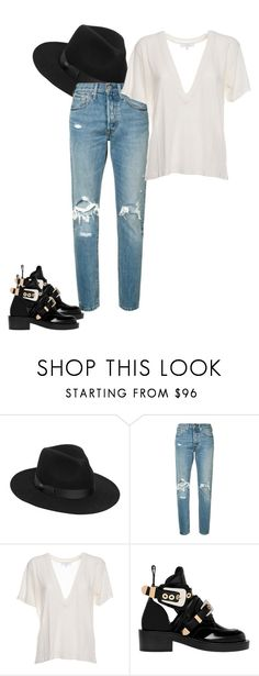 """""""Bez naslova #1"""" by stvarnost1 ❤ liked on Polyvore featuring Lack of Color, Levi's, IRO, Balenciaga, men's fashion and menswear"""