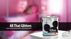 Disney All That Glitters Specialty Finish
