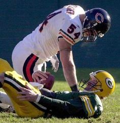 Brian Urlacher you will be missed.