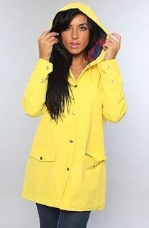 rain wear!