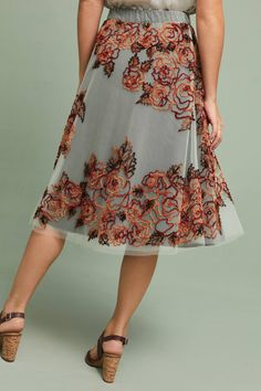 Shop the Rosie Embroidered Tulle Skirt and more Anthropologie at Anthropologie today. Read customer reviews, discover product details and more.