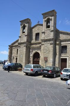 Church of San Paolo in Gangi, Sicily