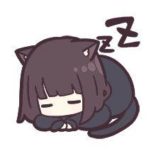 Anime Girl Neko, Cute Anime Chibi, Cute Anime Pics, Anime Girl Cute, Chibi Girl, Anime Art Girl, Manga Anime, Dibujos Anime Chibi, Chibi Marvel