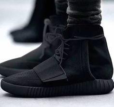 """adidas Yeezy 750 boost black"" https://sumally.com/p/1688843"