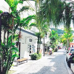 St Barths streets