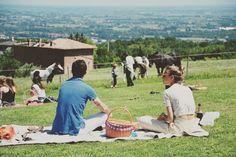 #picknick #foodlover #brunch #cottoaldente #cabiancadellabbadessa