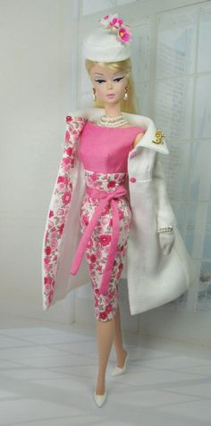 Wild Rose for Silkstone Barbie and Victoire Roux on Etsy now