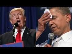 URGENT: Donald Trump Just Called Out Obama for His SICKEST Crime Yet! - YouTube